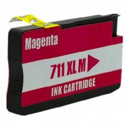 Tinteiro HP 711 Magenta...