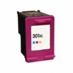 Tinteiro HP 301 XL Tricolor...