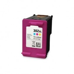 Tinteiro HP 302XL F6U67AE...